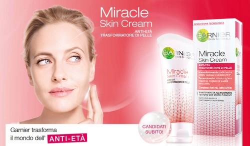 garnier miracle cream