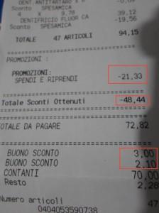 spesa met