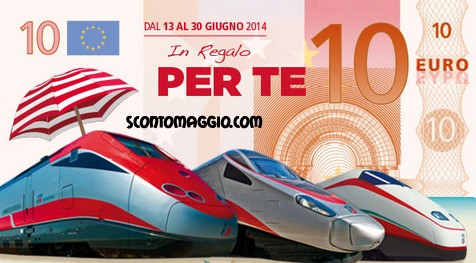 Buono Sconto Trenitalia Weekend