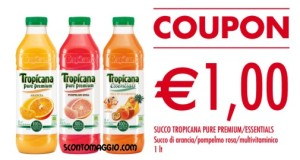 coupon tropicana
