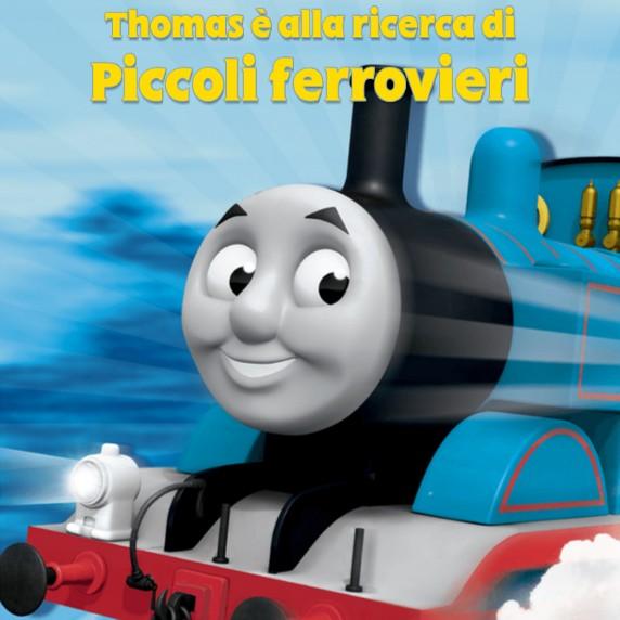trenino thomas piccoli ferrovieri