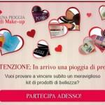 Vinci gratis prodotti cosmetici per 200 euro