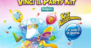 party kit pampers