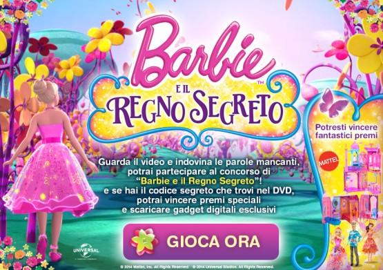 barbie regno segreto
