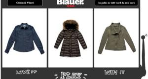 concorso grazie blauer