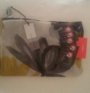 foulard Cafènoir - daniela