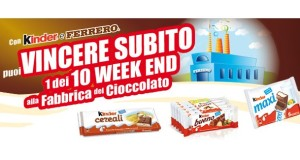 fabbrica del cioccolato ferrero