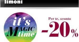 it's magic time