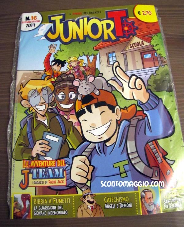 Riviste Gratis Il Librario Junior T Ok Salute E Benessere Scontomaggio