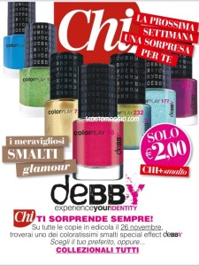 smalti debby colorplay