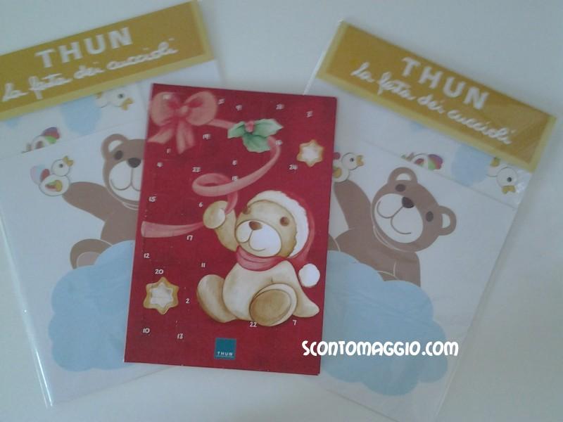 Calendario Avvento Thun.Stickers E Calendario Dell Avvento Thun 4 Esperienze
