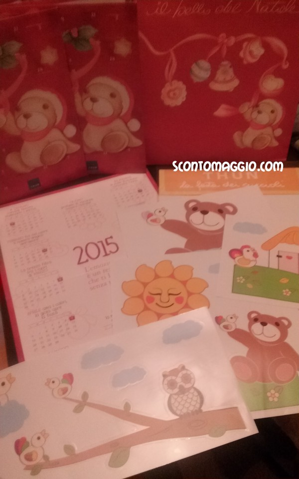 Calendario Avvento Thun.Thun Loredana Scontomaggio