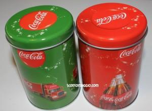 barattoli coca-cola