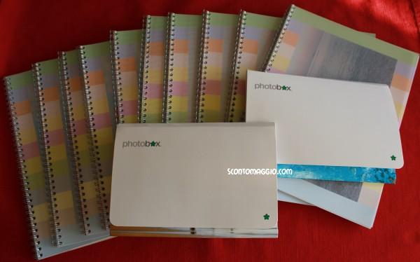 calendari e foto photobox