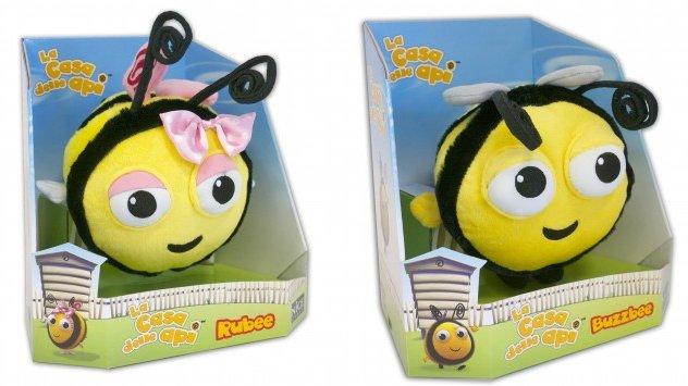 Vinci il peluche quot la casa delle api scontomaggio