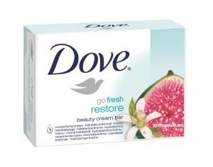 sapone Dove Go Fresh