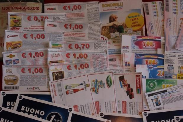 coupon per la spesa roma