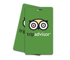 etichette tripadvisor
