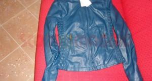 giacca blu bata