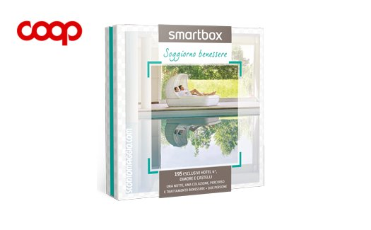 Beautiful Smartbox Soggiorno Benessere Gallery - Design and Ideas ...