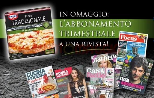 Abbonamenti gratuiti a riviste da cameo scontomaggio for Abbonamento a cucina moderna