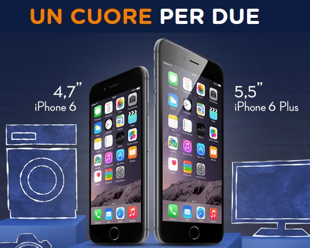vincere gratis iphone 6