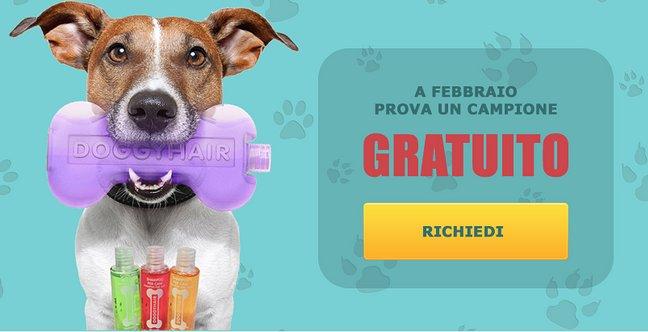 Campioni gratuiti shampoo per cani doggyhair scontomaggio for Planimetrie campione gratuito