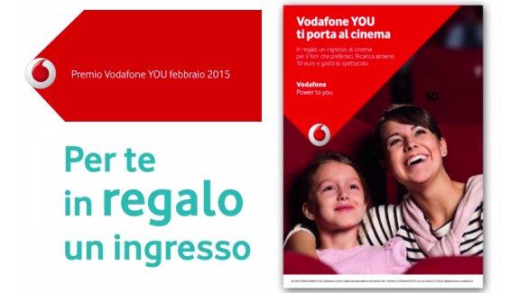 vodafone you cinema omaggio