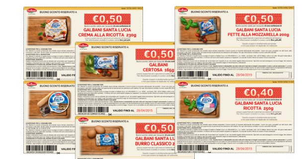 Coupon sconti alimentari da scaricare for Sconti coupon amazon