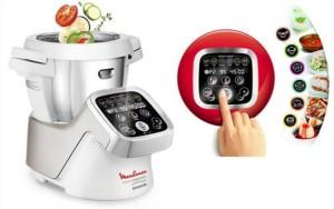 Unieuro passione casa 2015 vinci gratis moulinex cuisine companion scontomaggio - Robot da cucina moulinex ...