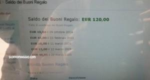 buoni amazon 120 euro