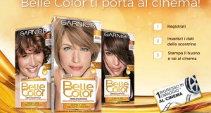 garnier belle color cinema