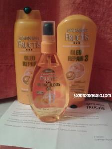 garnier fructis oil repair 3 d