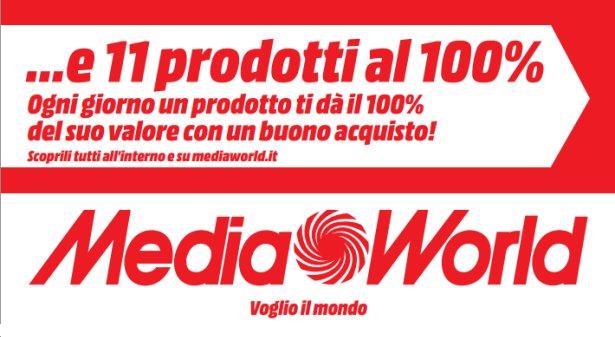 Mediaworld 11 Prodotti Al 100 Scontomaggio