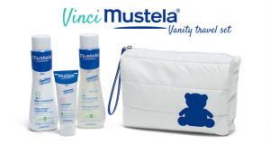 mustela vanity travel set