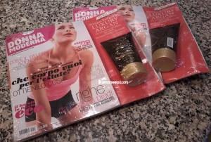 shampoo vitalcare luxury argan su Donna Moderna
