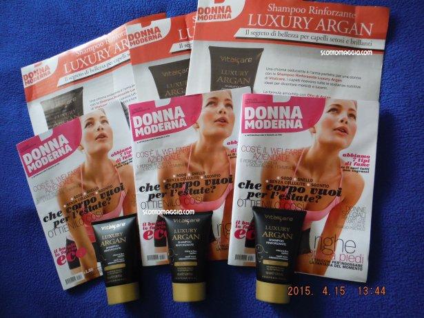 vitalcare luxury argan shampoo rinforzante