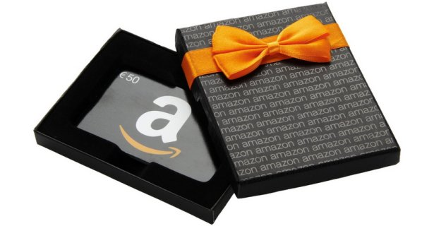 Carte regalo amazon ricevi un buono sconto da 10 euro for Codici regalo amazon