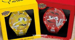 m&m's orologio watch collection