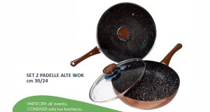 padelle wok