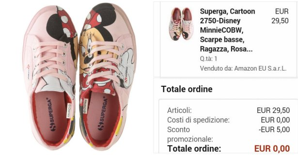 price reduced on wholesale look good shoes sale superga minnie - scontOmaggio