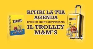 agenda m&m's