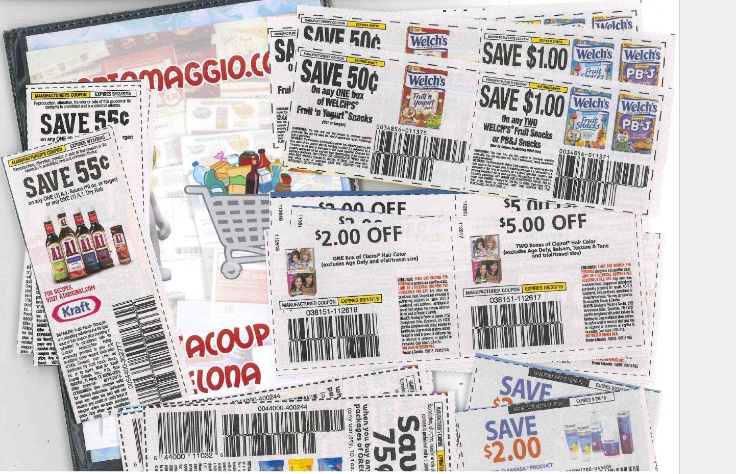 coupon usa scontomaggio
