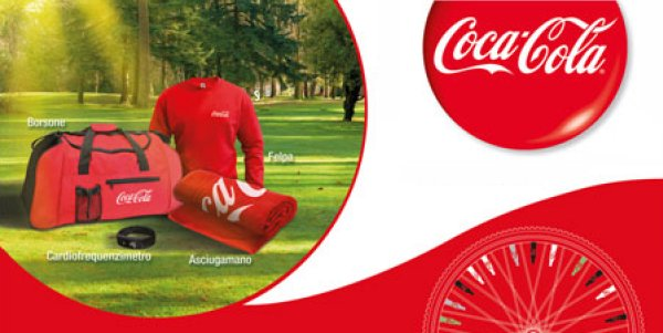kit fitness coca-cola