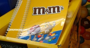 quaderni m&m's