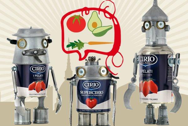 robottini cirio