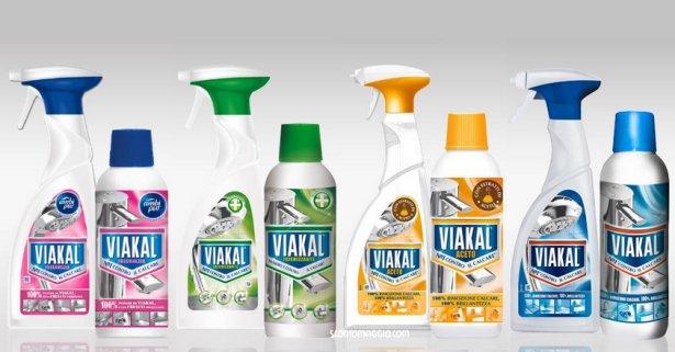 viakal spray
