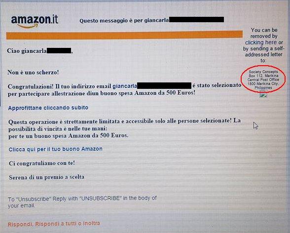 Buoni ikea whatsapp for Buoni omaggio amazon