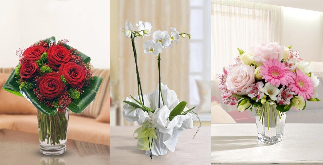 Amici in fiore vinci un anno di fiori interflora scontomaggio - Interflora contatti ...