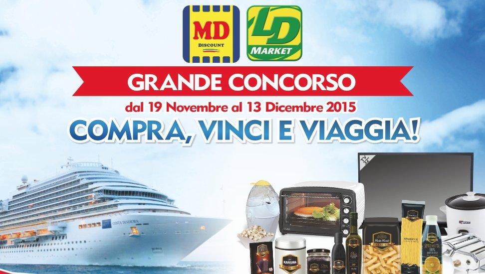 concorso LD MD discount